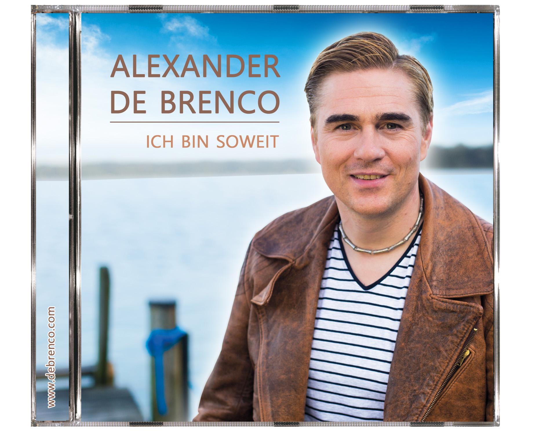 Alexander de Brenco Album Ich bin soweit