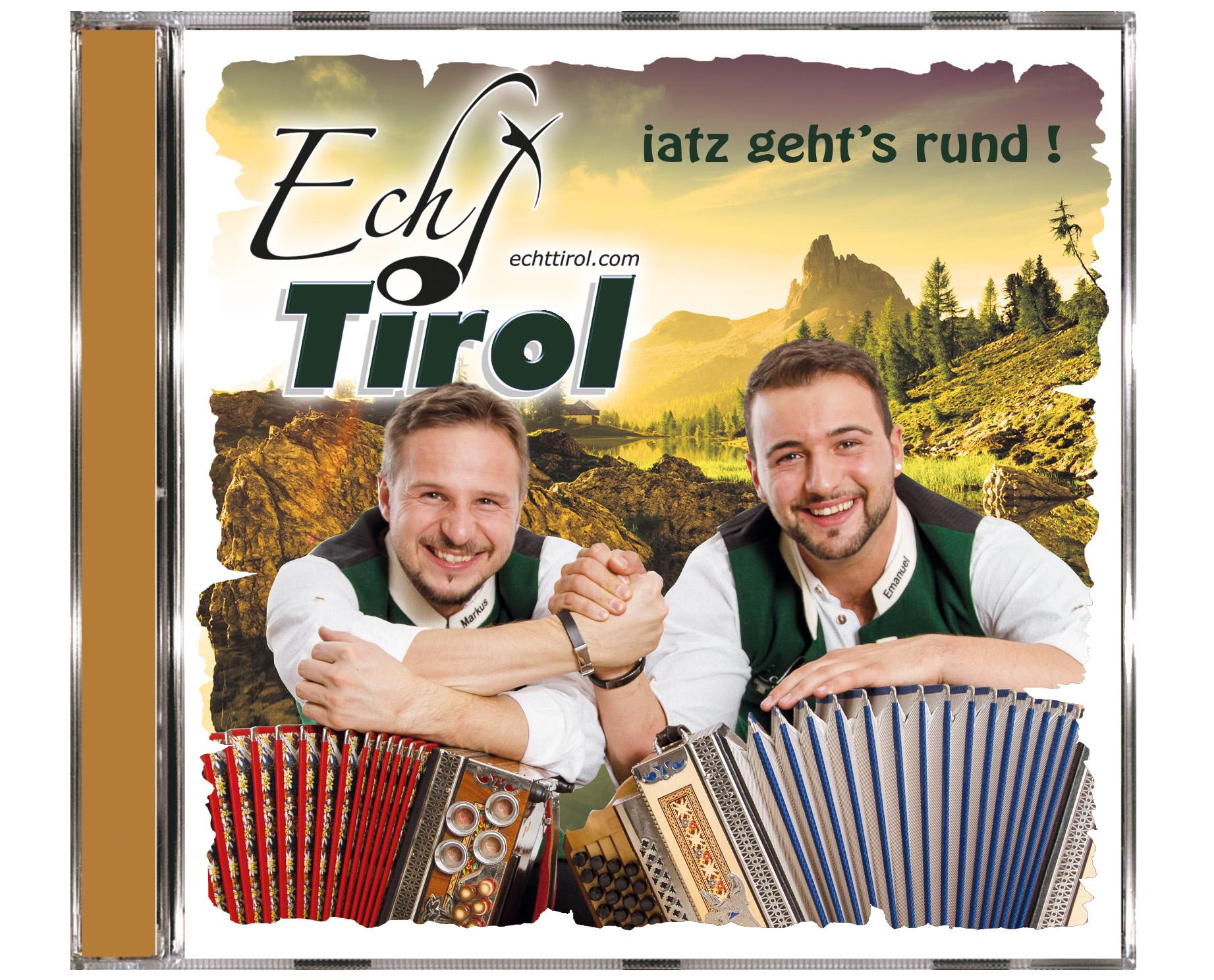 CD Echt Tirol 2015