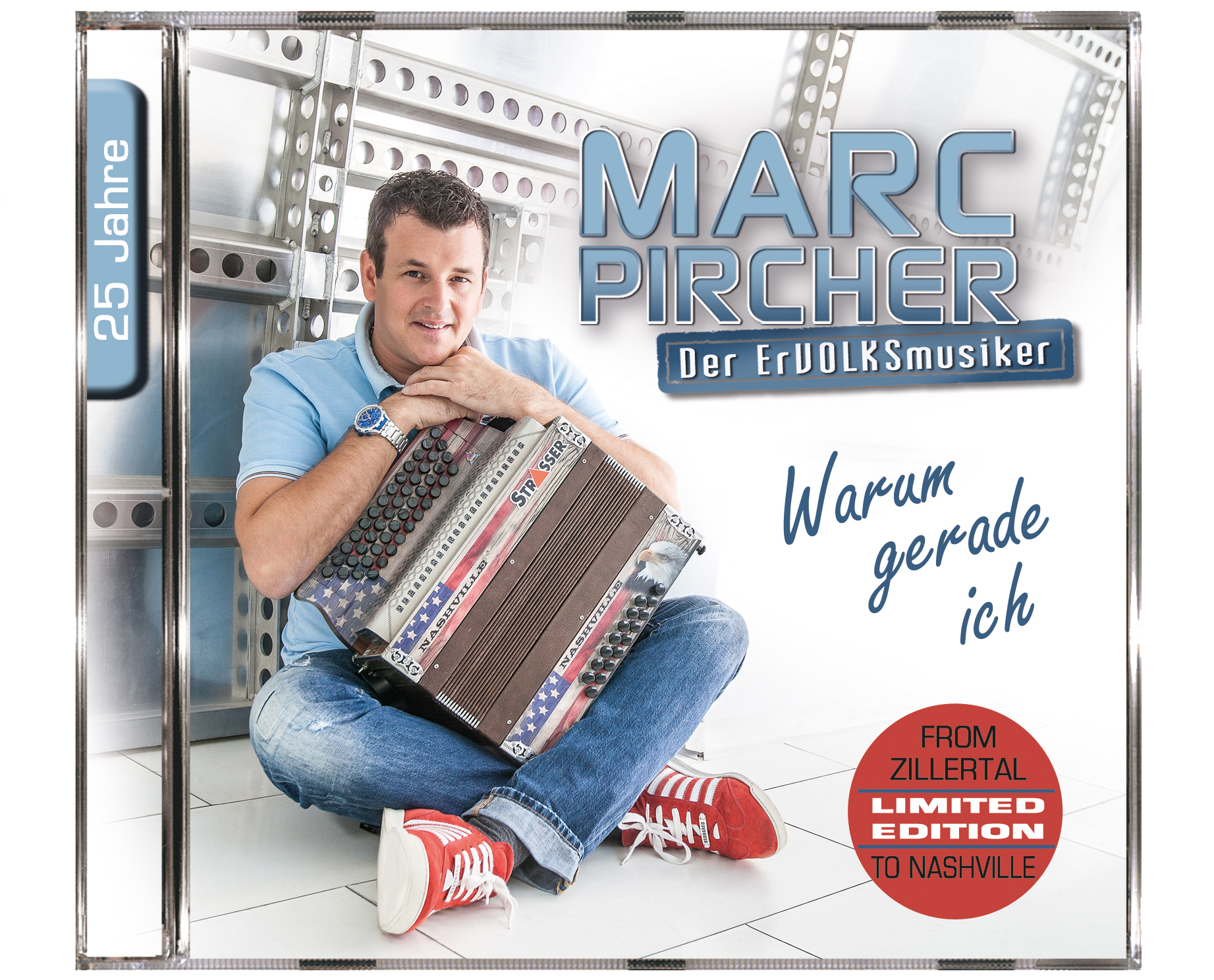 Marc Pircher CD 2017